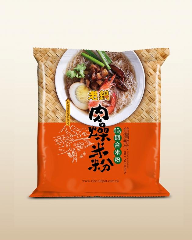 老鍋肉燥米粉10包入禮盒 (缺貨中) 2